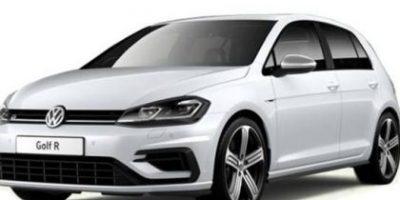 Lease Volkswagen Golf R