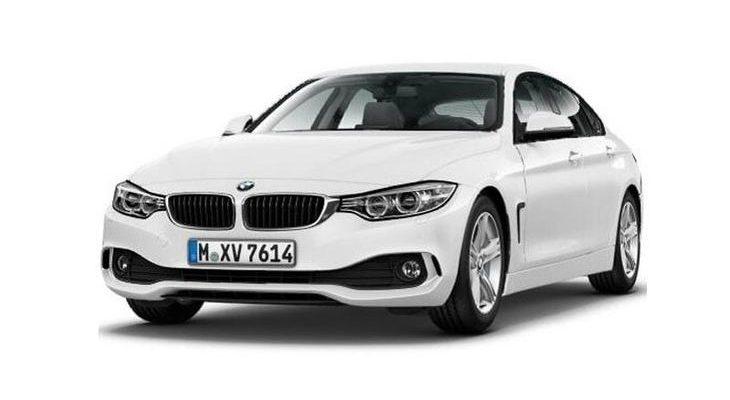 BMW 4 SERIES GRAN COUPE 420D M SPORT AUTO lease