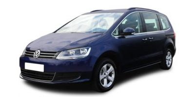 business car leasing VW Sharan