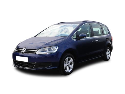 business car leasing VW Sharan