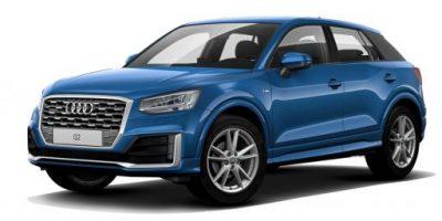 Audi Q2 lease deals