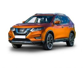 Lease Nissan X Trail station wagon