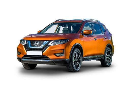 Lease Nissan X Trail station wagon