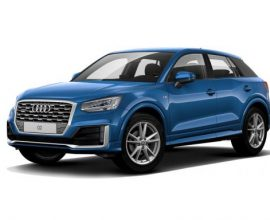 Lease audi q2 estate 5door
