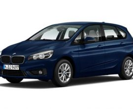 Lease bmw 2 series active tourer 5door