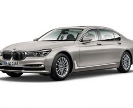 Lease bmw 7 series saloon 4door