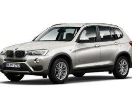 Lease bmw x3 estate 5door