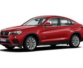 Lease bmw x4 estate 5door