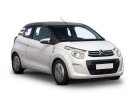 Lease citroen c1 hatchback 5door
