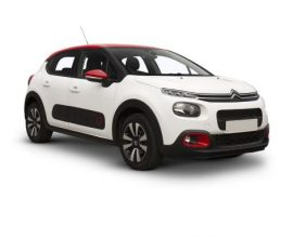Lease citroen c3 hatchback 5door