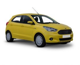 Lease ford ka+ hatchback 5door