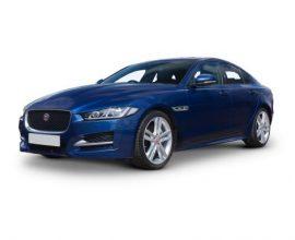 Lease jaguar xe saloon 4door