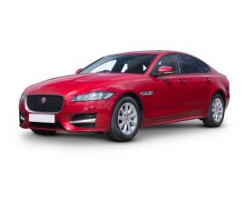 Lease jaguar xf saloon 4door