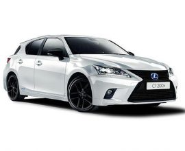 Lease lexus ct hatchback 5door