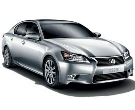 Lease lexus gs saloon 4door