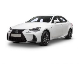 Lease lexus is saloon 4door