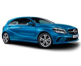 Lease mercedes benz aclass hatchback 5door