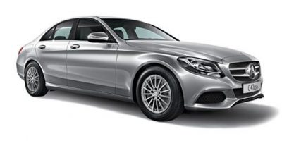 Lease mercedes benz c class saloon 4door