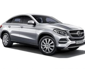 Lease mercedes benz gle coupe 5door