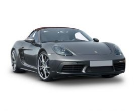 Lease porsche 718 boxster roadster 2door