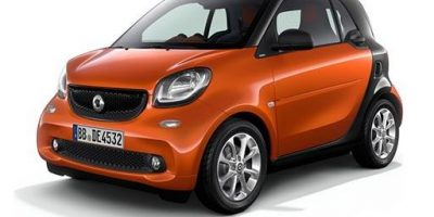 Lease smart fortwo coupe 2 2door
