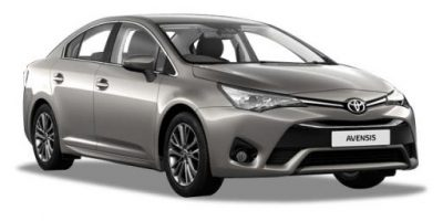 Lease toyota avensis saloon 4door
