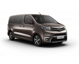 Lease toyota proace compact