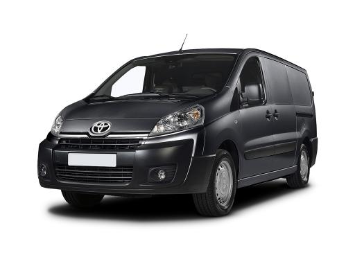 Lease toyota proace medium door