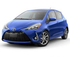 Lease toyota yaris hatchback 5door