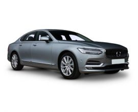Lease volvo s90 saloon 4door