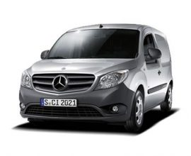 lease Mercedes Benz Citan long