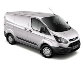 lease ford transit custom