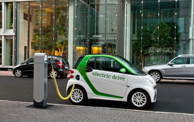 Going Green with Electric Vehicle Leasing