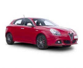 Lease alfa romeo giulietta hatchback 5door