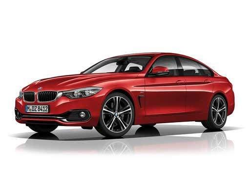Lease bmw 4 series gran coupe 5door