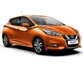 Lease nissan micra hatchback 5door