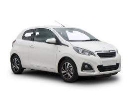 Lease peugeot 108 hatchback 5door