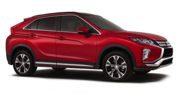 The New Mitsubishi Eclipse Cross
