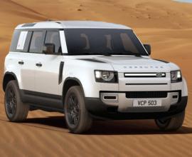 Land Rover Defender 90 SWB lease