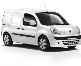 Renault Kangoo ZE lease