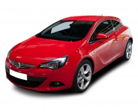 Vauxhall Astra GTC lease