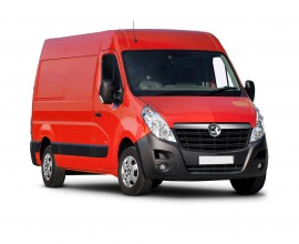 Vauxhall Movano 33 L1 FWD 2.3 CDTI H1 100ps
