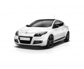 Renault Megane Coupe Dynamique TomTom 1.5 dCi 110 SS