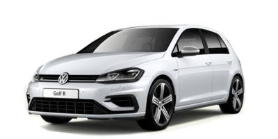 VOLKSWAGEN New Golf 2.0 TSI R 5 Dr DSG
