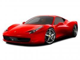 Ferrari 458 COUPE lease deals