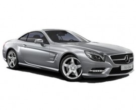 business car leasing SL CLASS CONVERTIBLE