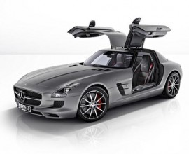 business car leasing SLS AMG COUPE