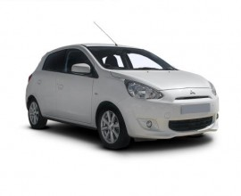 personal car lease Mitsubishi mirage