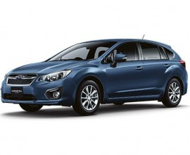 subaru impreza business lease
