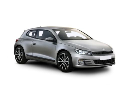 volkswagen scirocco coupe business lease